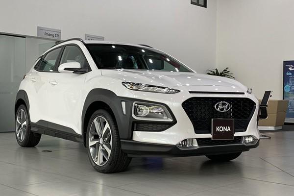 Hyundai Kona giam gan 20 trieu tai Viet Nam,