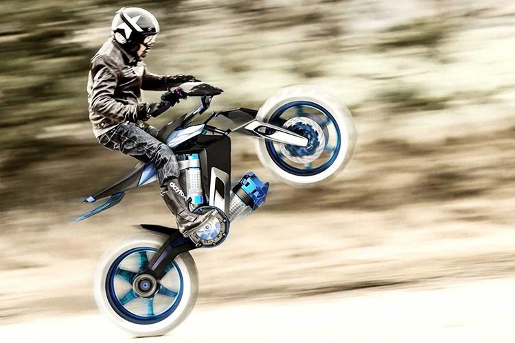 Yamaha XT500 H20 - xe moto chay nhien lieu nuoc cho 2025-Hinh-6