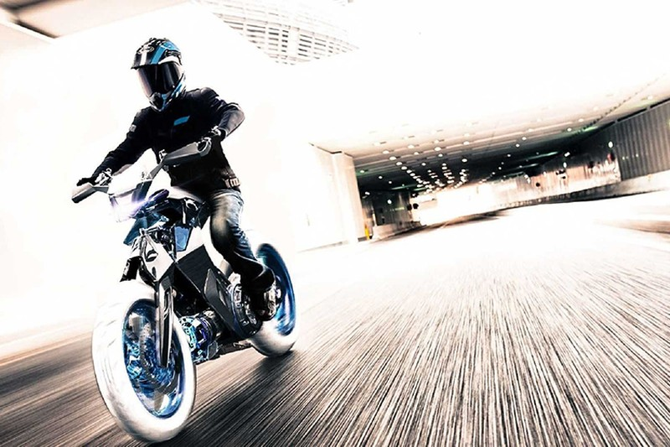 Yamaha XT500 H20 - xe moto chay nhien lieu nuoc cho 2025-Hinh-7