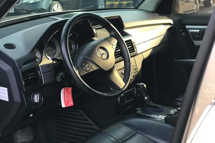 Can canh Mercedes-Benz GLK300 chi 500 trieu dong o Ha Noi-Hinh-5