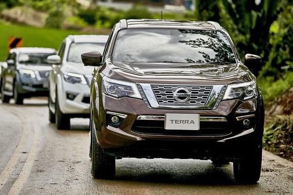 Nissan Terra tai Viet Nam giam manh, chi tu 795 trieu dong
