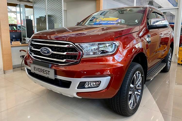 Ford Everest bat ngo giam toi 200 trieu dong tai Viet Nam-Hinh-10