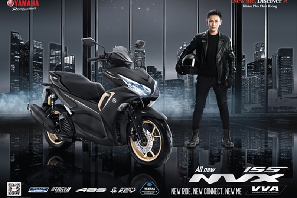 Y-Riders Fest 2020, don chao NVX 155 VVA moi den Ha Noi-Hinh-3