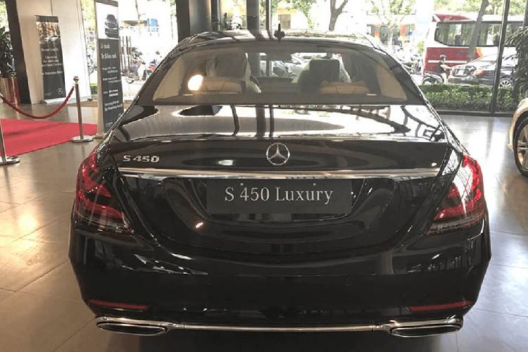 Hoa Minzy tau xe sang Mercedes-Benz S450L Luxury gan 5 ty dong-Hinh-8