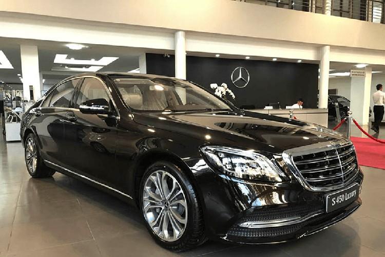 Hoa Minzy tau xe sang Mercedes-Benz S450L Luxury gan 5 ty dong-Hinh-9