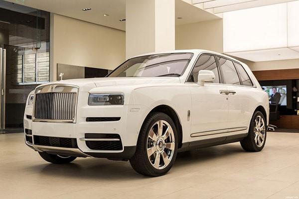 Hang xe Rolls-Royce cong bo nha phan phoi moi tai Viet Nam
