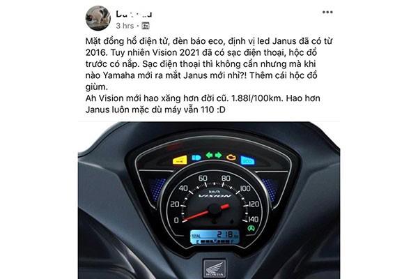 Honda Vision 2021 moi ra mat con ngon xang hon ca ban cu?-Hinh-2