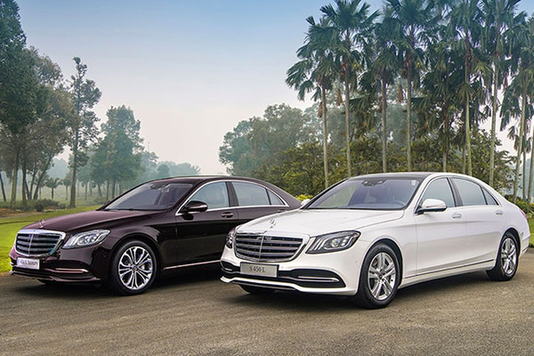 Mercedes-Benz Viet Nam ho tro 50% phi truoc ba het thang 2/2021