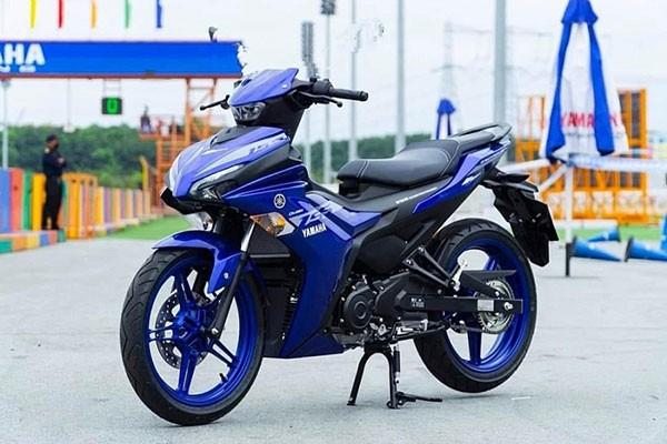 Doanh so xe may Honda nam 2020 sut giam, Yamaha tru vung-Hinh-4