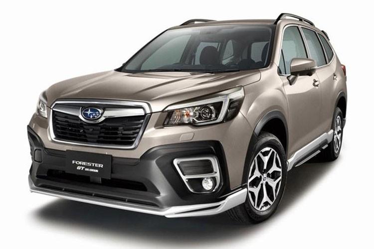 Goi do GT Lite Edition cho Subaru Forester tai Viet Nam co gi hay?