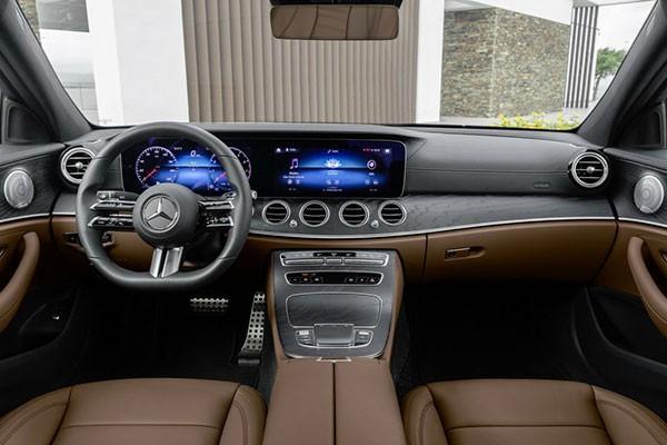 Mercedes-Benz E-Class 2021 se ve Viet Nam trong thang 3/2021-Hinh-2