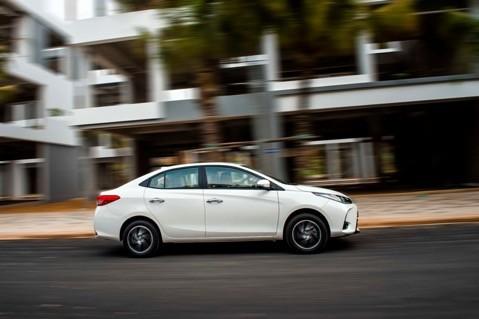 Toyota Vios 2021 thay doi de tiep tuc thong tri ngoi vuong-Hinh-5