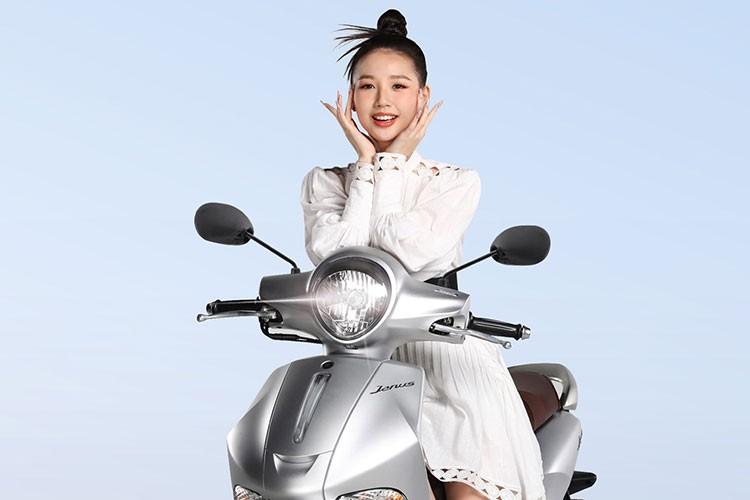 """Yamaha Janus - nguoi ban dong hanh moi cua """"Nang tho"""" Amee-Hinh-2"""