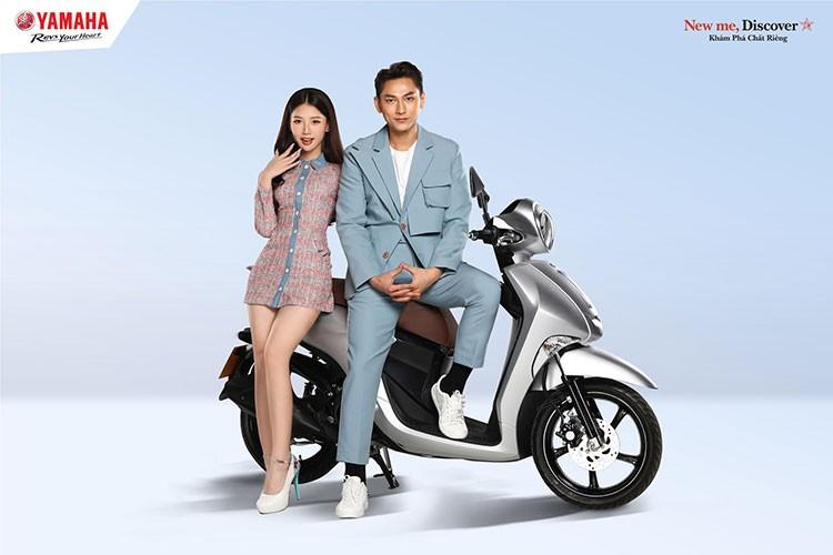 """Yamaha Janus - nguoi ban dong hanh moi cua """"Nang tho"""" Amee"""