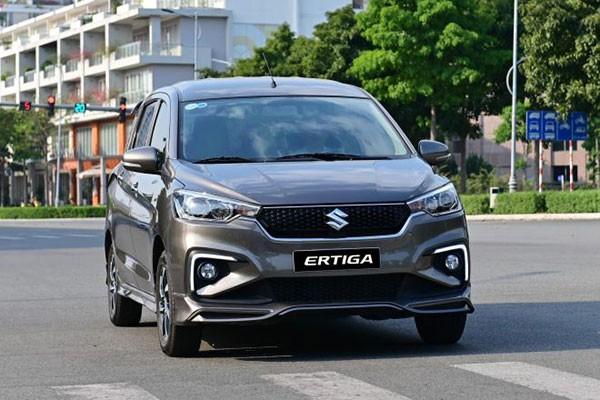Mua xe oto Suzuki trong thang 3/2021 duoc uu dai nhung gi?