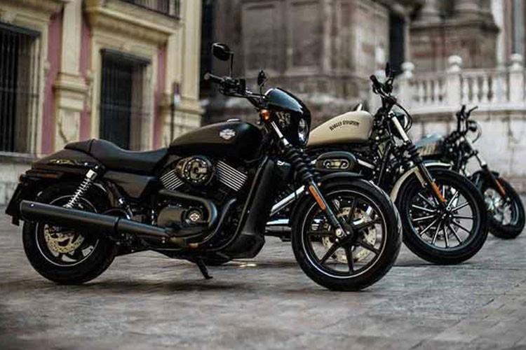 Trieu hoi hon 31.000 xe Harley-Davidson loi den pha gay nguy hiem