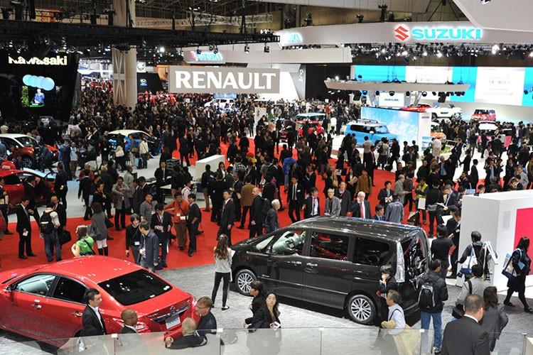 Tokyo Motor Show 2021 se bi huy vi dai dich COVID-19
