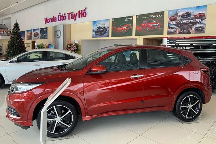 Honda HR-V tiep tuc giam cao nhat toi 110 trieu dong tai Viet Nam-Hinh-2