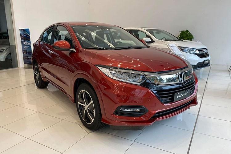 Honda HR-V tiep tuc giam cao nhat toi 110 trieu dong tai Viet Nam