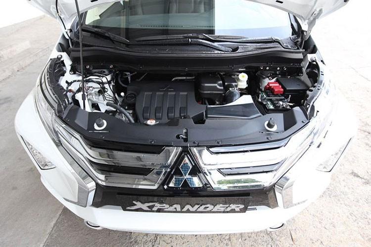 Mitsubishi Xpander va nhieu mau xe khan hang do thieu linh kien-Hinh-2