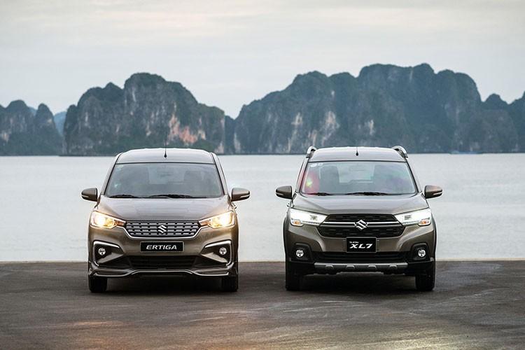 Mitsubishi Xpander va nhieu mau xe khan hang do thieu linh kien-Hinh-3