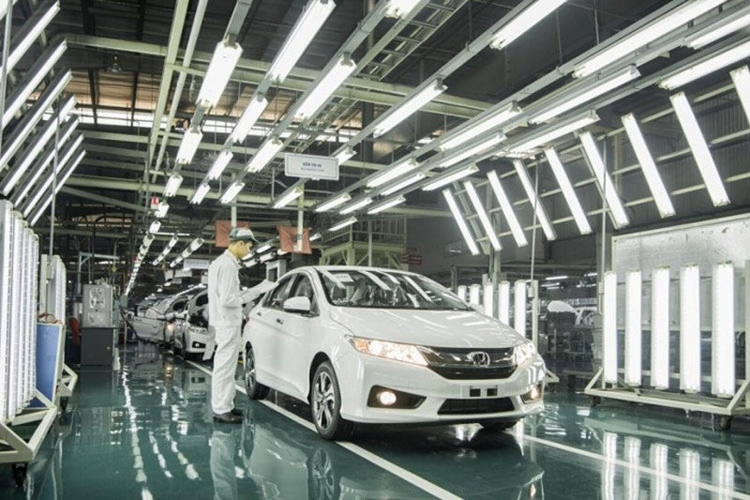 Honda Viet Nam trieu hoi 27.700 xe oto loi bom xang-Hinh-2