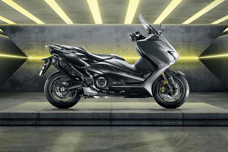 Xe ga Yamaha Tmax 560 2021 ban ra toi 300 trieu dong-Hinh-2