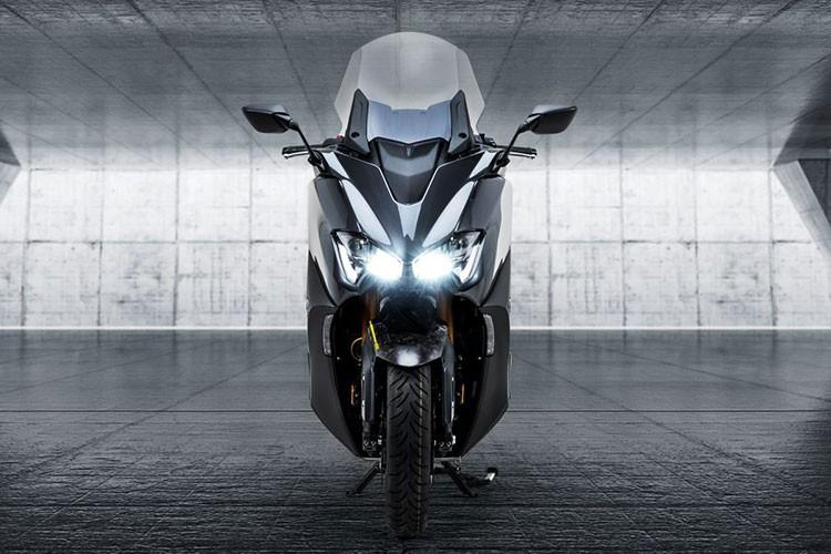 Xe ga Yamaha Tmax 560 2021 ban ra toi 300 trieu dong-Hinh-3