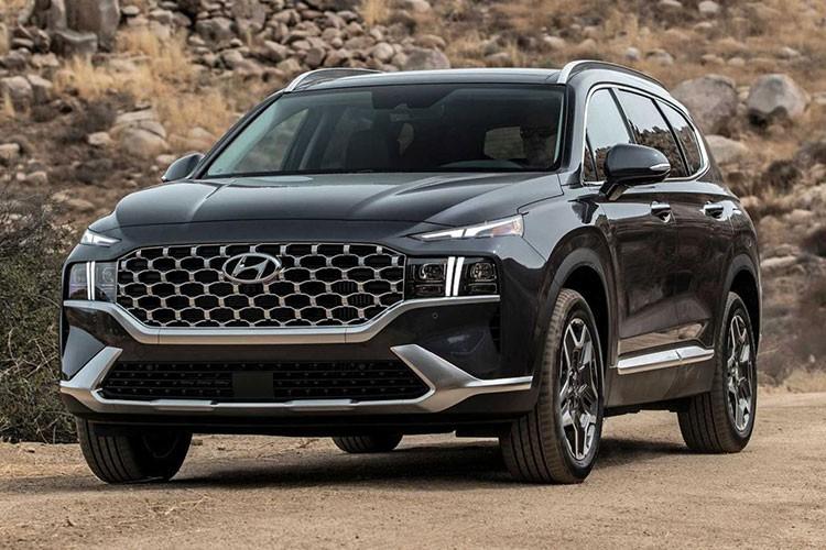 Hyundai SantaFe 2021 va Elantra 2021 mat diem an toan tu IIHS-Hinh-2