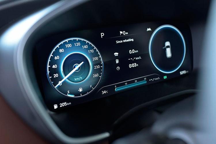 Can canh Hyundai SantaFe 2021 tu 1,03 ty dong tai Viet Nam-Hinh-11