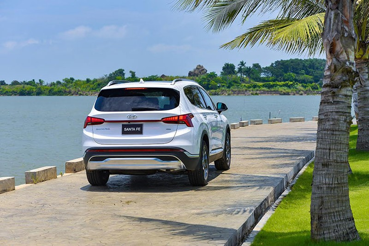 Can canh Hyundai SantaFe 2021 tu 1,03 ty dong tai Viet Nam-Hinh-5
