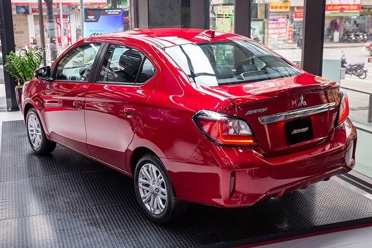 Ly do Mitsubishi Attrage luon trong top xe ban chay nhat Viet Nam?-Hinh-2