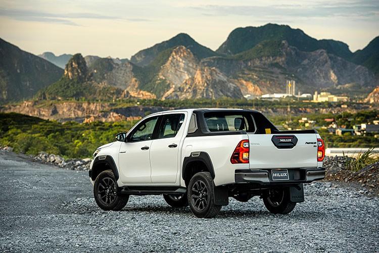 Toyota Hilux sap lap rap tai Viet Nam, hoi sinh phan khuc ban tai-Hinh-3
