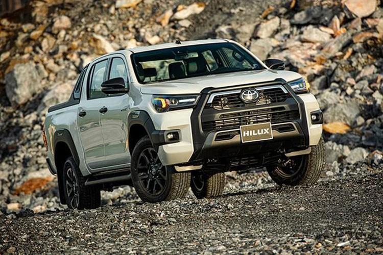 Toyota Hilux sắp lắp ráp tại Việt Nam, hồi sinh phân khúc