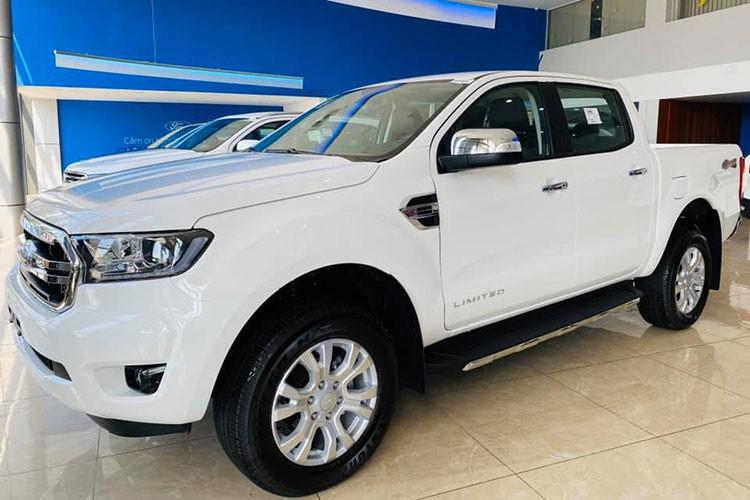 Ford Ranger lắp ráp Việt Nam sẽ rẻ hơn so với xe nhập khẩu