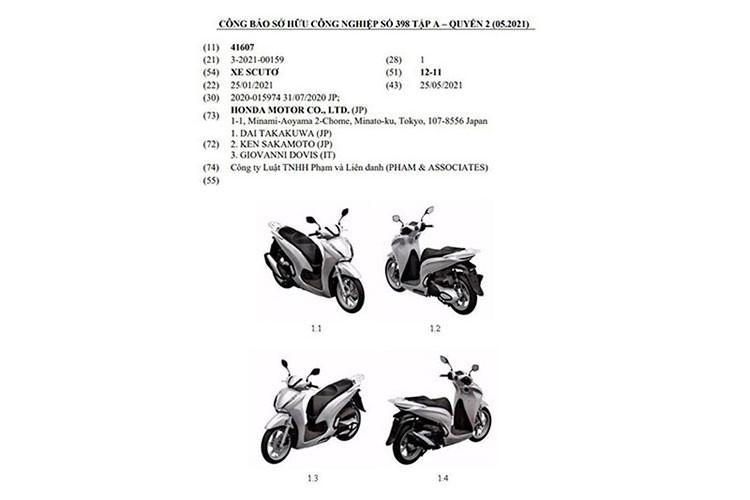 Honda SH 350i hon 300 trieu dong sap ra mat tai Viet Nam?