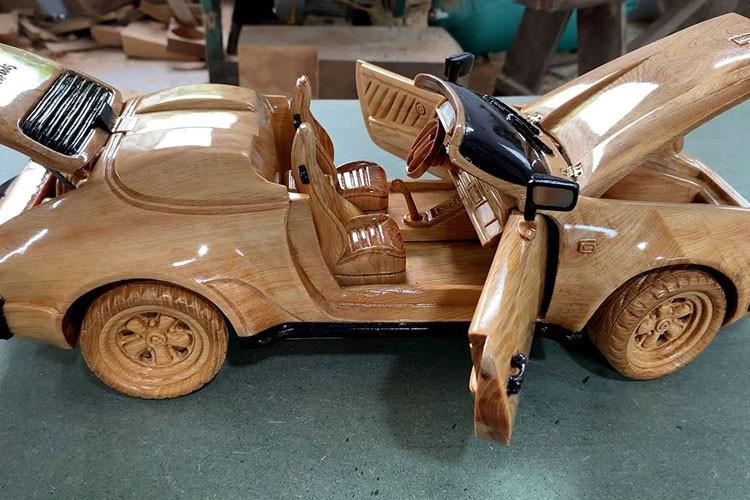 Porsche 911 Speedster gang go, hon 26 trieu dong cua tho Viet-Hinh-2