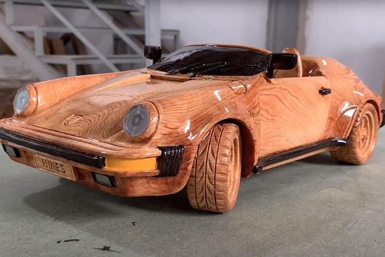Porsche 911 Speedster gang go, hon 26 trieu dong cua tho Viet