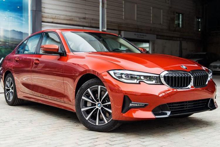 BMW 3-Series dang giam toi 130 trieu dong tai Viet Nam