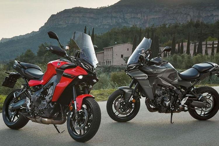 Yamaha sap phan phoi 4 mau xe moto chinh hang tai Viet Nam