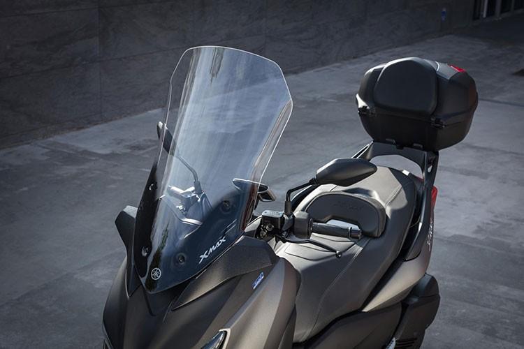 Yamaha Xmax 300 2021 moi - doi thu dang gom cua Honda Forza 300-Hinh-4