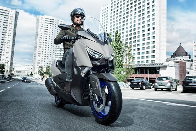 Yamaha Xmax 300 2021 moi - doi thu dang gom cua Honda Forza 300-Hinh-8