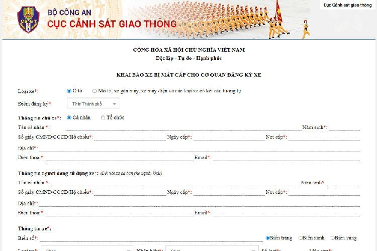 Oto va xe may da co the dang ky truc tuyen tu 21/7/2021-Hinh-2