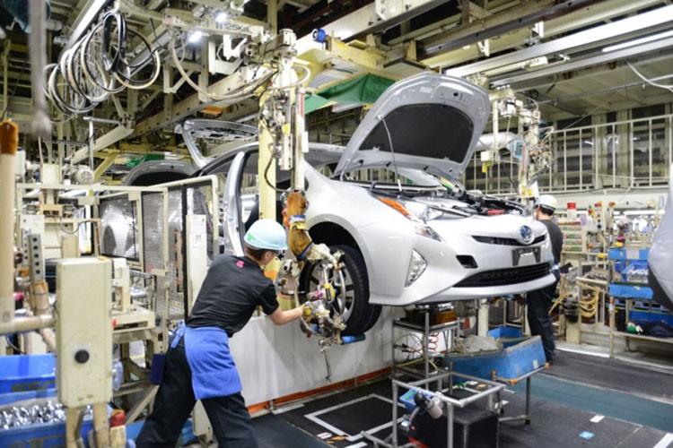 Toyota Thai Lan dung san xuat, Viet Nam co bi anh huong?
