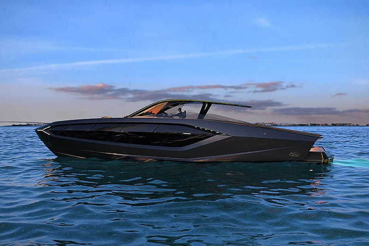 Tecnomar Lamborghini 63 -