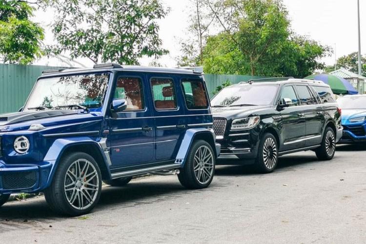 Dai gia Hai Phong dau tien tau Mercedes-Maybach GLS 600 hon 15 ty-Hinh-2