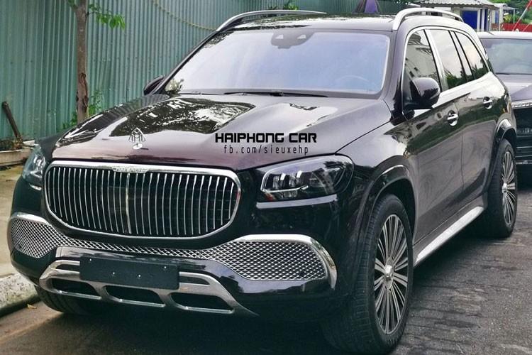 Dai gia Hai Phong dau tien tau Mercedes-Maybach GLS 600 hon 15 ty