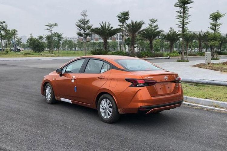 Nissan Almera 2021 ve Viet Nam tu 470 trieu, giao xe thang 8/2021-Hinh-2