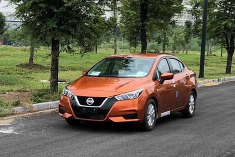 Nissan Almera 2021 ve Viet Nam tu 470 trieu, giao xe thang 8/2021