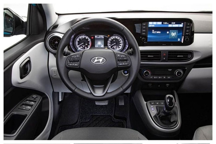 Hyundai Grand i10 2021 sap ve Viet Nam